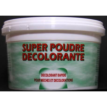 Super poudre décolorante