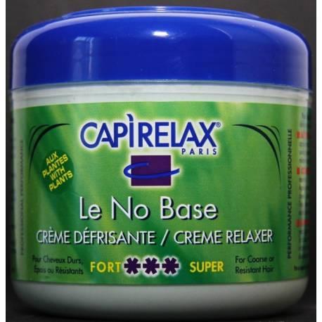 CAPIRELAX Paris - le No Base crème défrisante