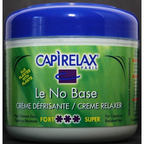 CAPIRELAX Paris - le No Base creme relaxer