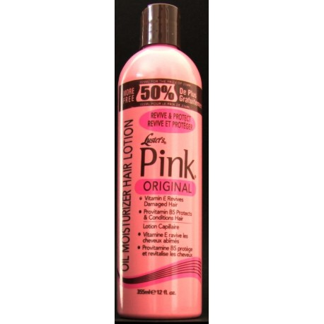 Luster's Pink Lotion Capilaire hydratante