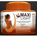 Maxi Light Lightening and purifying body creme