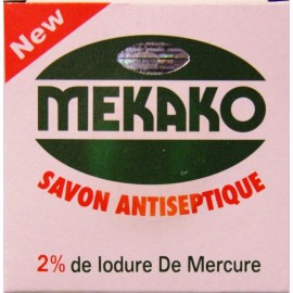 Mekako antiseptic soap