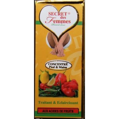 secret des femmes - piment doux