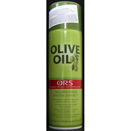 ORS Olive Oil sheen spray - spray brilliance