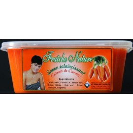 Fraîche Nature Lightening Carrot Soap