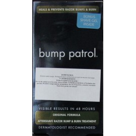 Bump patrol aftershave original formula
