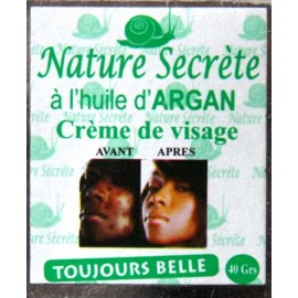 Nature Secrète facial cream