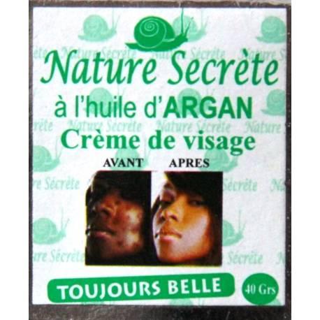 Nature Secrète facial cream