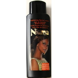 Niuma lightening carrot lotion