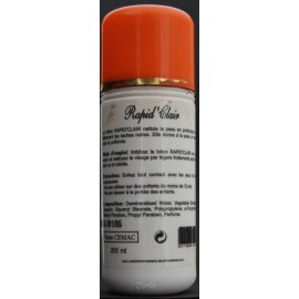 Rapid'Clair purifying and skin tone lotion