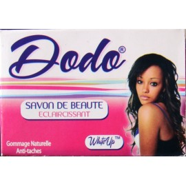 Dodo body soap lightening
