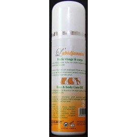 L'abidjanaise care oil without hydroquinone