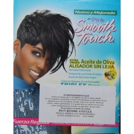 Luster's Pink Smooth Touch relaxer