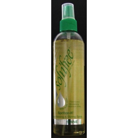 Sofn'free spritzz-it! Super holding & styling spray