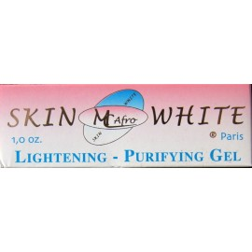 SKIN WHITE Gel éclaircissant purifiant