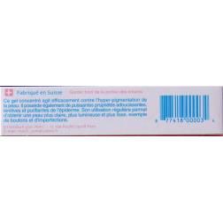 SKIN WHITE lightening purifying gel