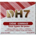 DH7 Rouge exfoliating cream face and body