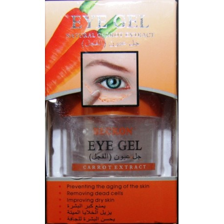 Beckon Eye Gel Natural Corrot extract