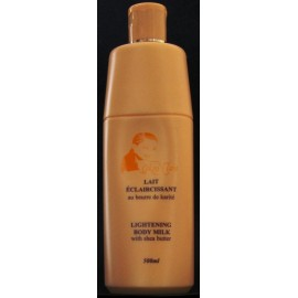 Miss Clara lightening body milk