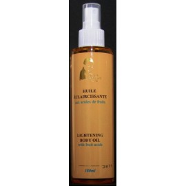 Miss Clara lightening body oil