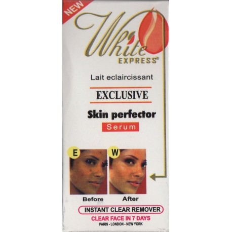 White Express skin perfector serum