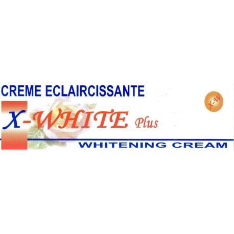 X-WHITE Plus crème éclaircissante - tube