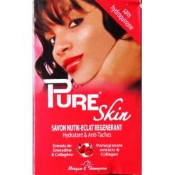 Pure Skin savon nutri-éclat régénérant