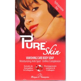 Pure Skin vanishing care body soap
