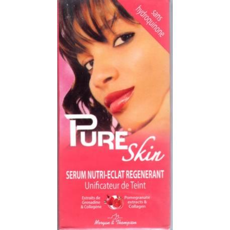 Pure Skin sérum nutri-éclat régénérant