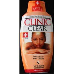 Clinic Clear lait de beauté éclaircissant