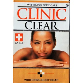 Clinic Clear whitening body soap