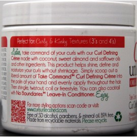 Curls unleashed Curl defining crème