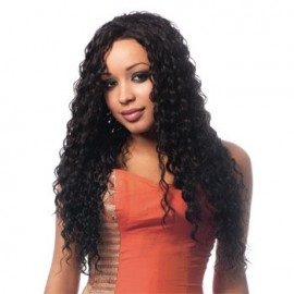 Sleek Spotlight lace front wig FLAUNT