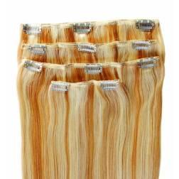sleek european weave indian clip 4pcs