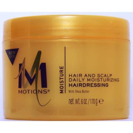 Motions moisturizing hairdressing