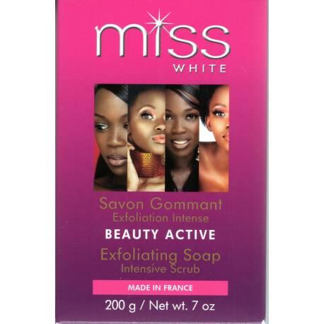 Fair&White Miss White exfoliating soap