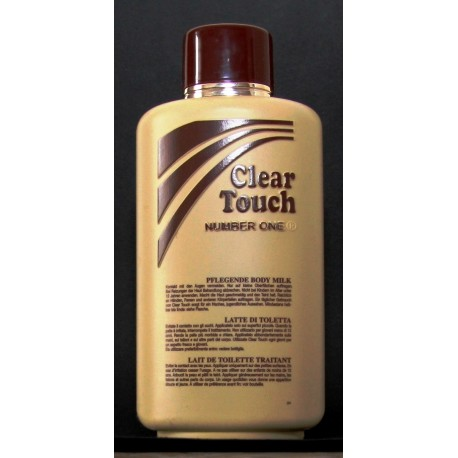 clear touch toilet milk treating