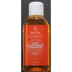 Jany's Line suprême huile éclaircissante hydratante