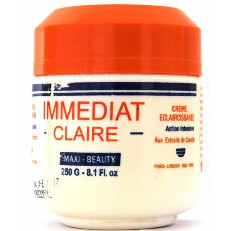 immediat claire lightening body cream