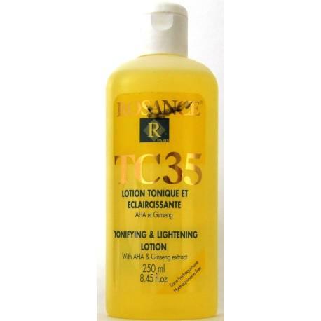 rosance tc 35 tonifyng&lightening lotion