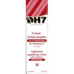 DH7 Rouge Crème éclaircissante aux liposomes de vitamines C