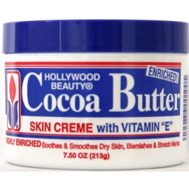 hollywood beauty Cocoa Butter - crème au beurre de cacao