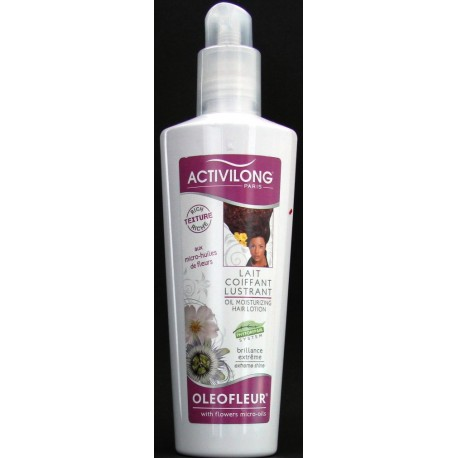 activilong oil mosturizing hair lotion
