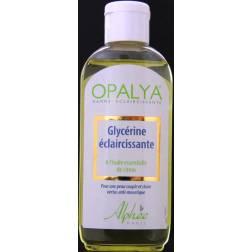 opalya glycérine éclaircissante