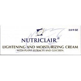 nutriclair cream lightening
