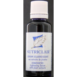 nutriclair serum lightening