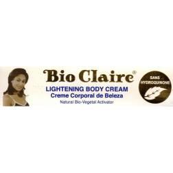 Bio Claire Crème corporelle éclaircissante