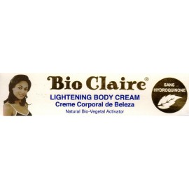 Bio Claire Lightening body cream