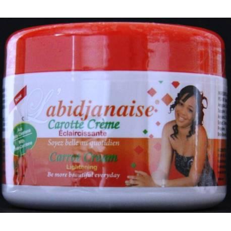 L'Abidjanaise carotte crème - pot