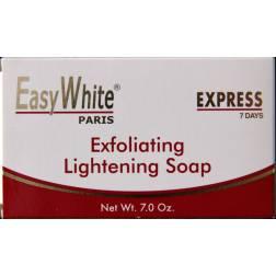 Easy White express savon exfoliant éclaircissant
